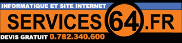 SERVICES64 INFORMATIQUE ET SITE INTERNET